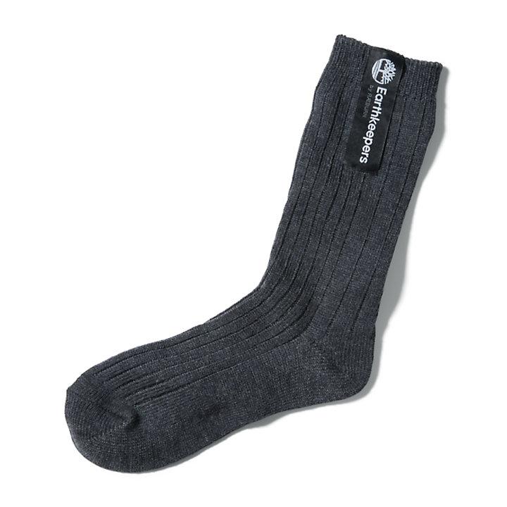 Chaussettes côtelées pour bottines Earthkeepers® by Raeburn pour homme en gris-