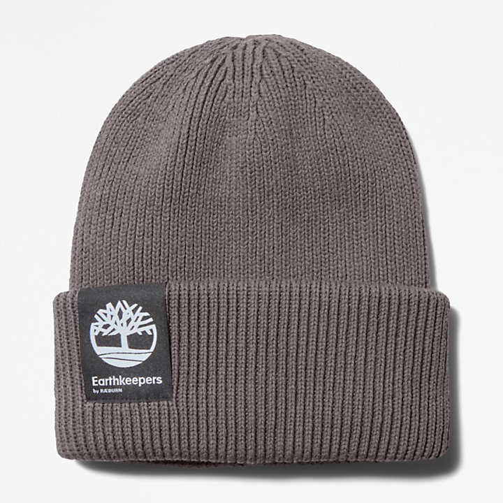 Earthkeepers® by Raeburn Ribbed Beanie for Men in Grey-