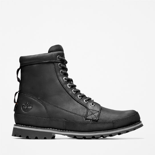 Earthkeepers® Original 6 Inch Boot for Men in Black | Timberland