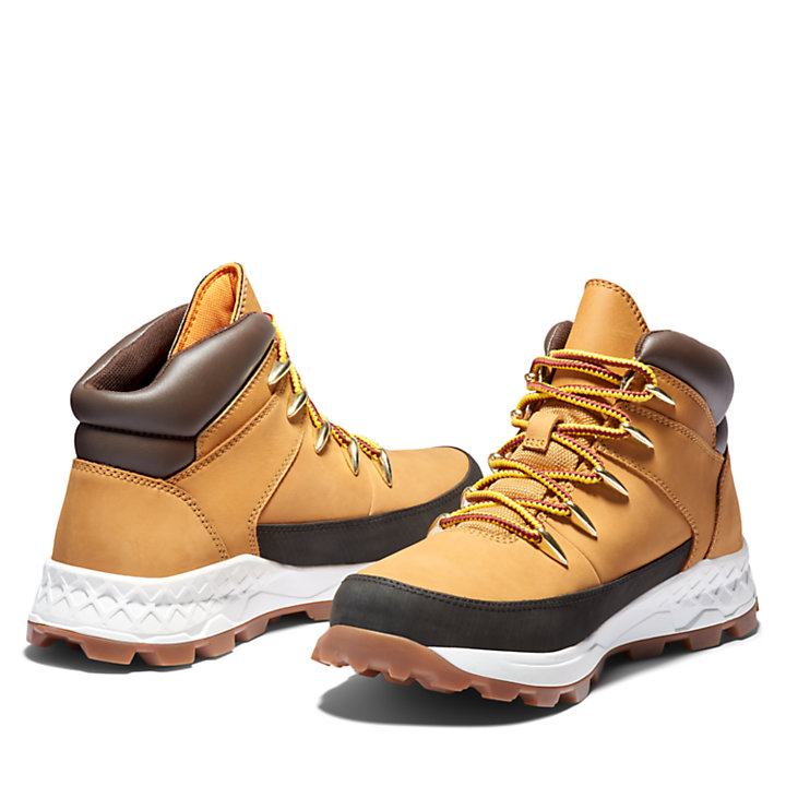 Brooklyn Euro Sprint Boot for Men in Yellow-