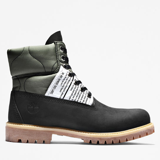 Tree Pack Premium 6 Inch Boot for Men in Black | Timberland