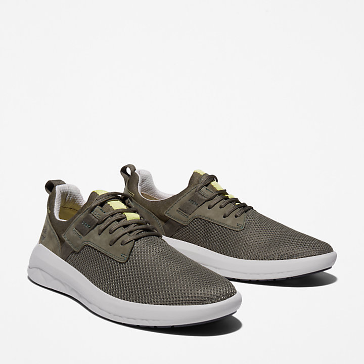 Bradstreet Ultra Knit Sneaker for Men in Dark Green-