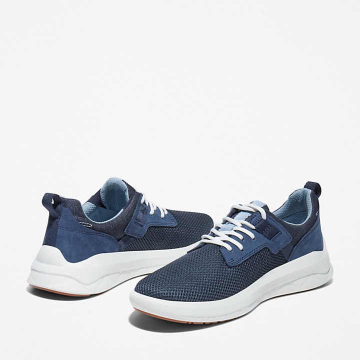 Bradstreet Ultra Knit Sneaker for Men in Navy-