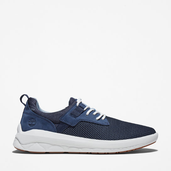 Bradstreet Ultra Knit Sneaker for Men in Navy | Timberland