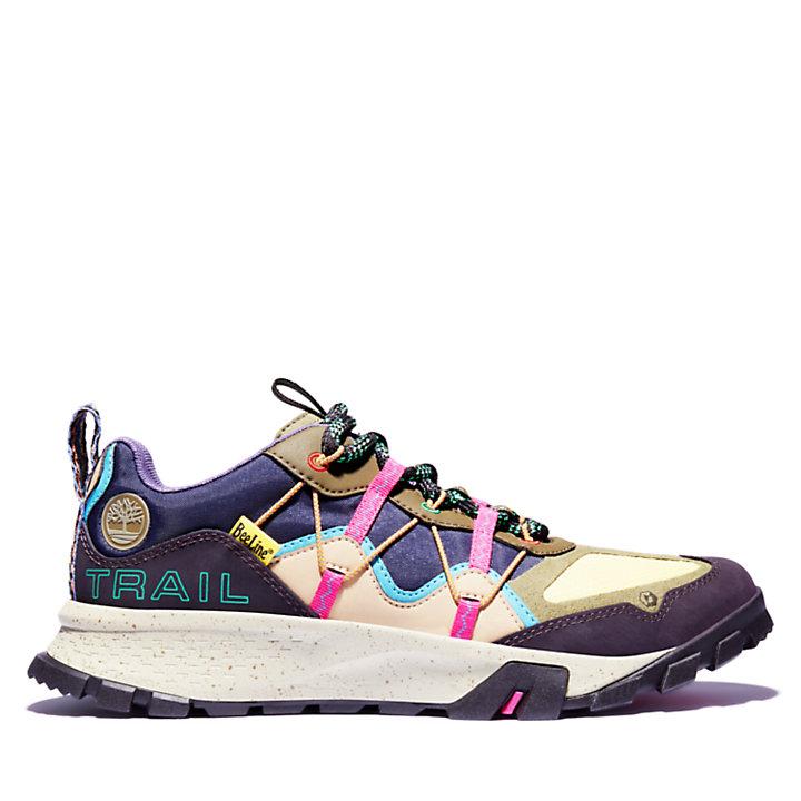 Basket Garrison Trail Bee Line x Timberland® pour homme en violet-