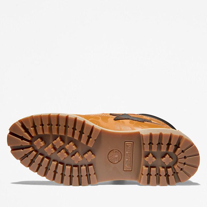 BAPE x Timberland® Premium Chukka Boot for Men in Yellow-