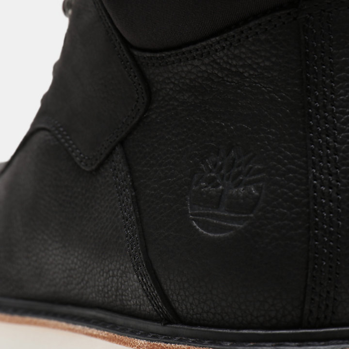 Newmarket Archive Archive Boot for Men in Black-