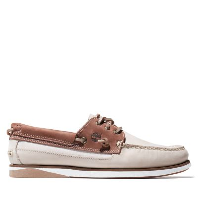 Atlantis+Break+Boat+Shoe+for+Men+in+Beige