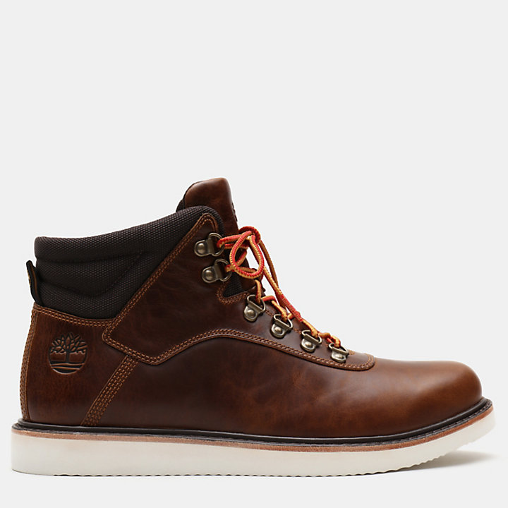 Newmarket Archive Archive Low Boot for Men in Light Brown-