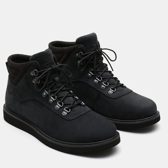 Newmarket Archive  Archive Low Chukka for Men in Black | Timberland