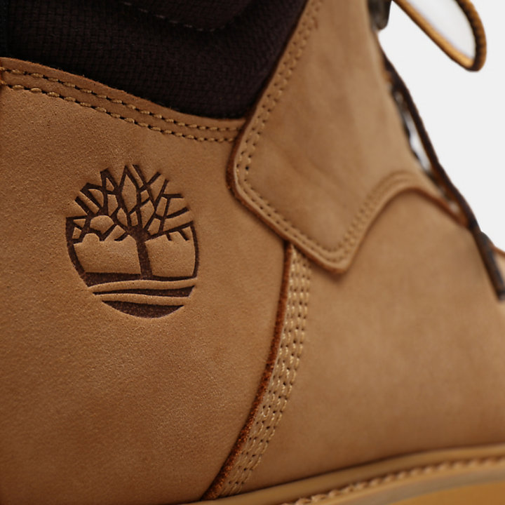 Newmarket Archive Archive Low Chukka for Men in Yellow-