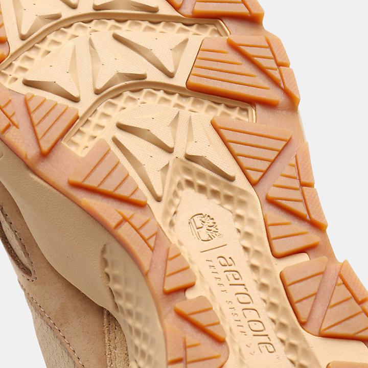 Ripcord High Top Sneaker für Herren in Beige-