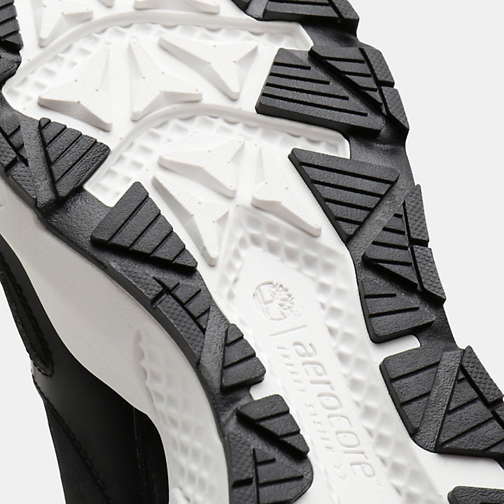 Basket Ripcord Energy pour homme en noir/blanc-