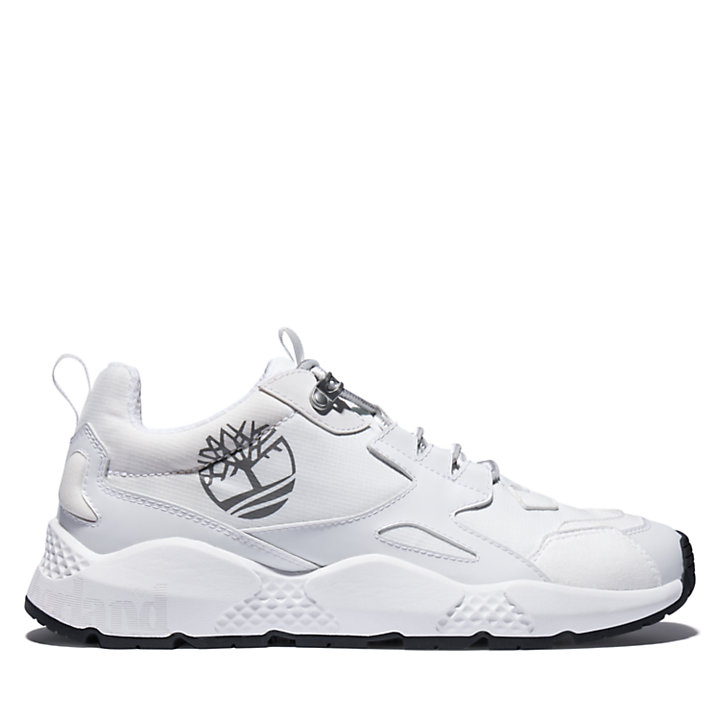 Basket Ripcord Energy pour homme en blanc-