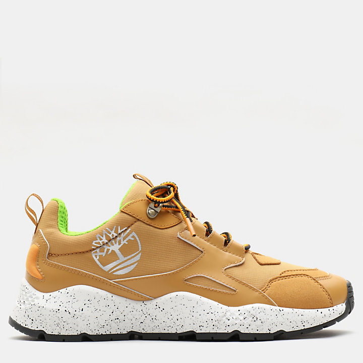 Ripcord Sneaker for Men in Yellow-