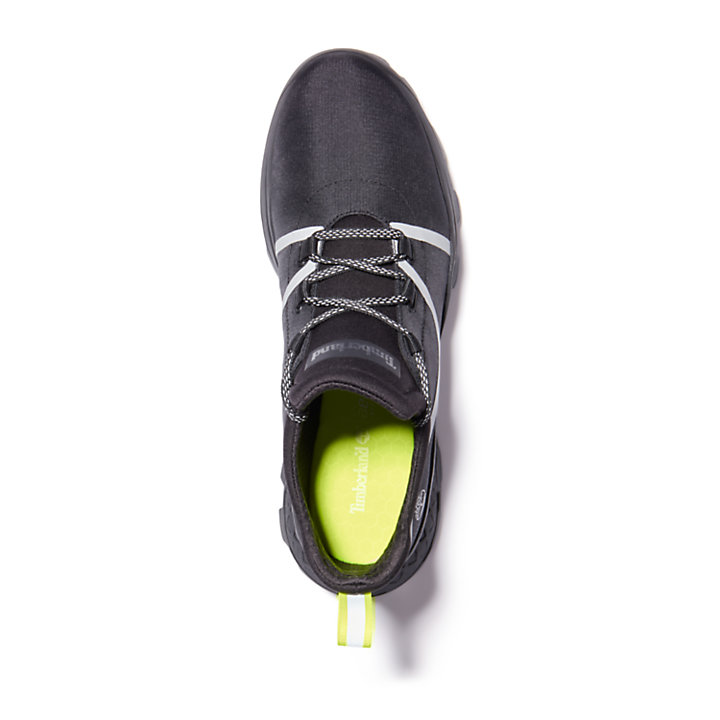 Brooklyn Oxford Sneaker for Men in Black-