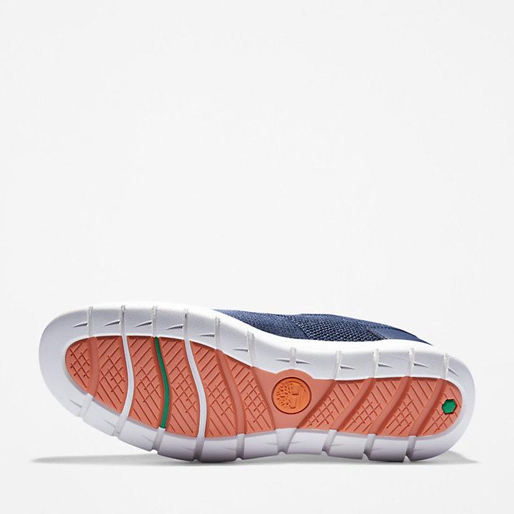 Graydon Canvas Sneaker für Herren in Navyblau-