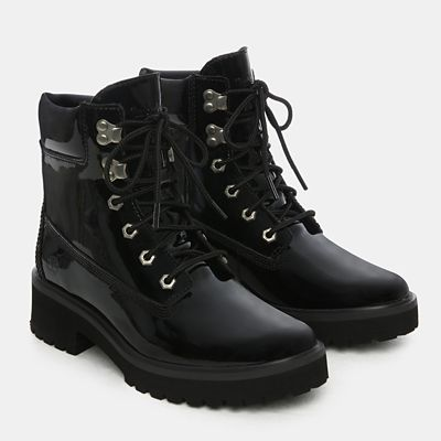 Carnaby+Cool+6+Inch+Boot+voor+Dames+in+zwart