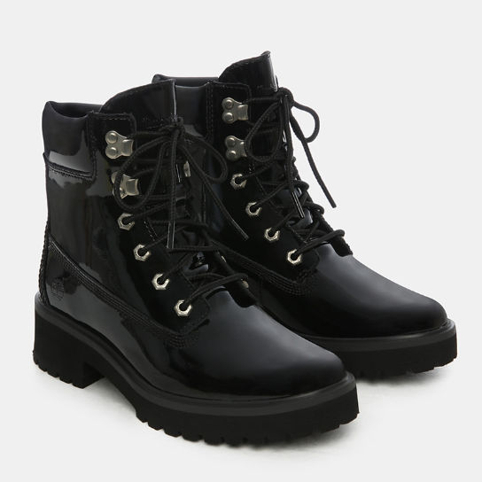 Bota 6 Inch Carnaby Cool para Mujer en color negro | Timberland