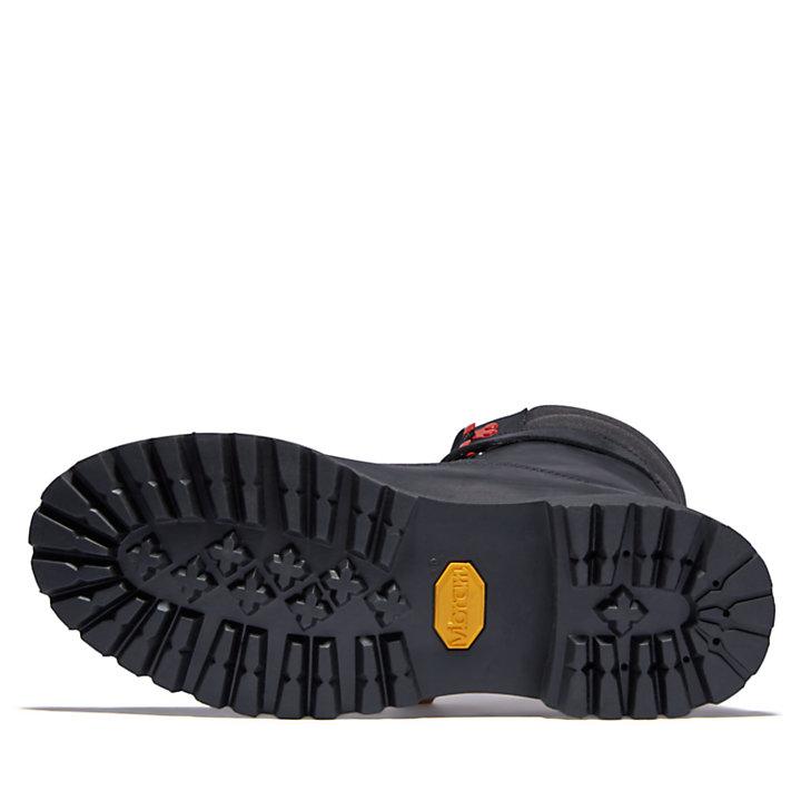 Bota Super Race de  Winter Extreme Guzzi x Timberland® para Hombre en color negro-