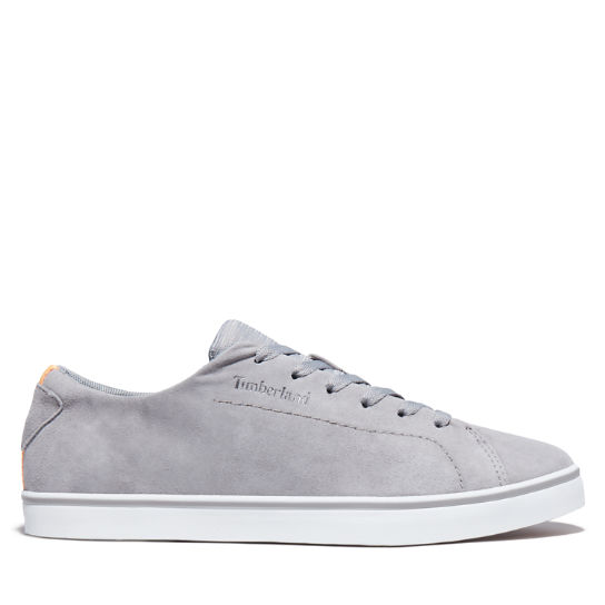Skape Park Leather Sneaker for Men in Grey | Timberland