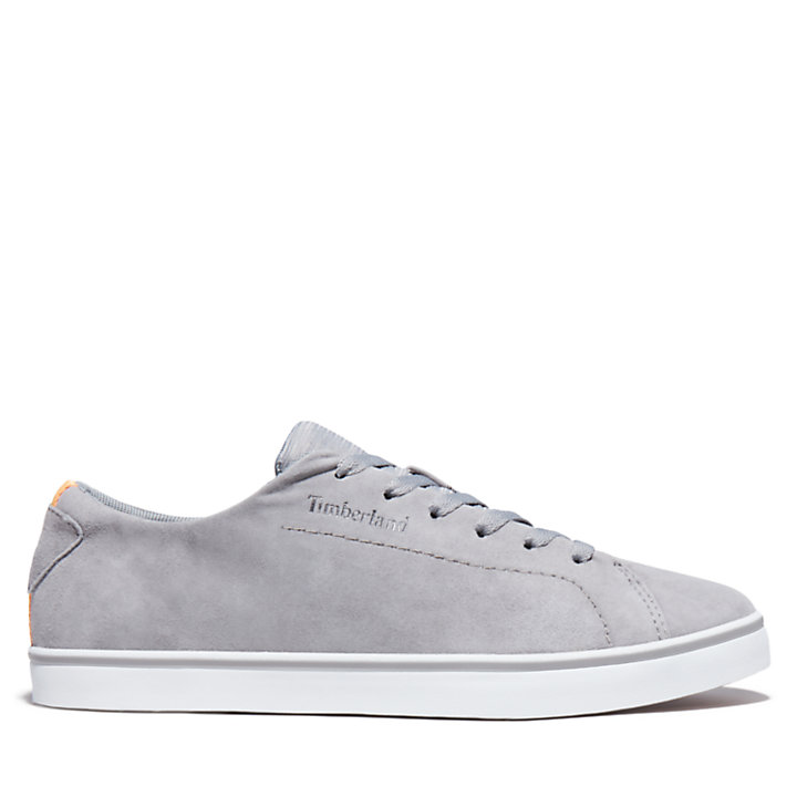 Skape Park Leather Sneaker for Men in Grey-