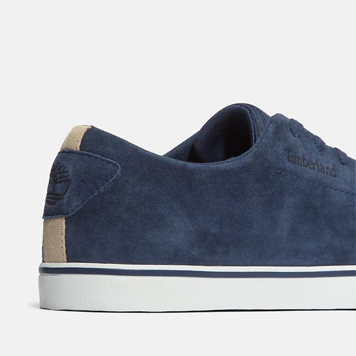 Skape Park Leather Sneaker voor heren in marineblauw-