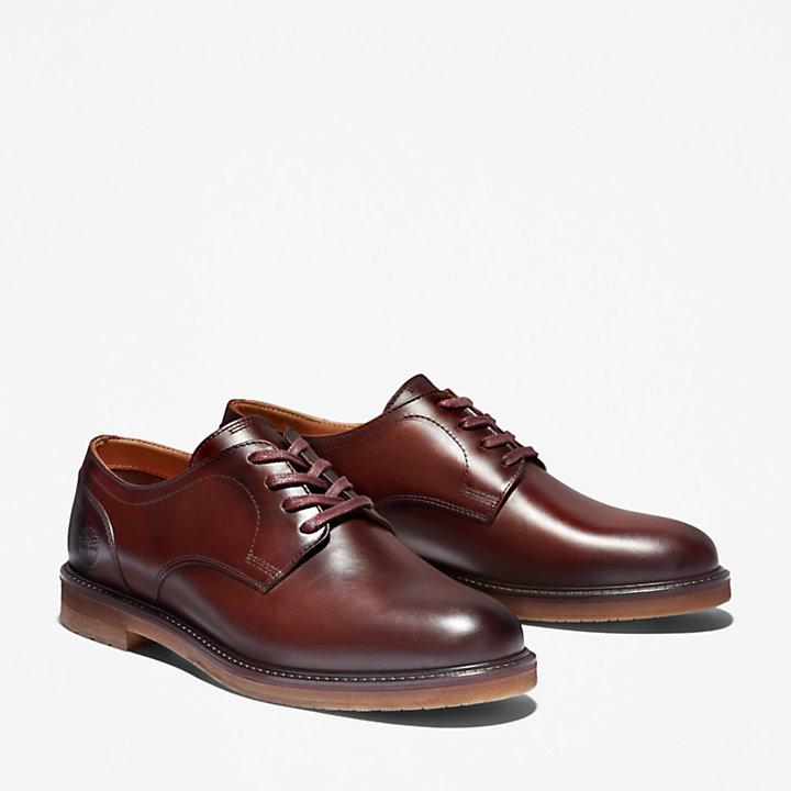 Scarpa Oxford da Uomo Oakrock LT in marrone-