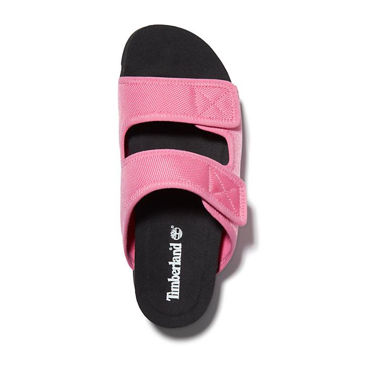 Chanclas Santa Monica Sunrise para mujer en rosa-