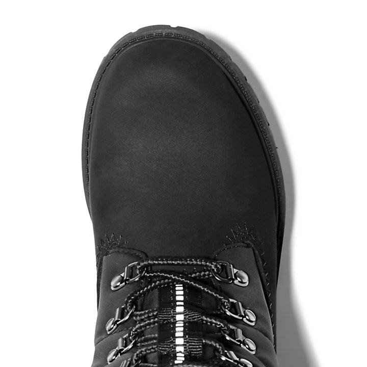 Heritage 7 Inch Warm Boot for Women in Black-