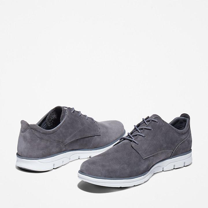Basket Bradstreet pour homme en gris clair-