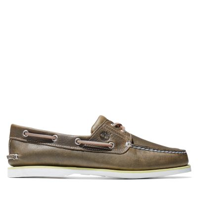 Classic+Boat+Shoe+for+Men+in+Greige
