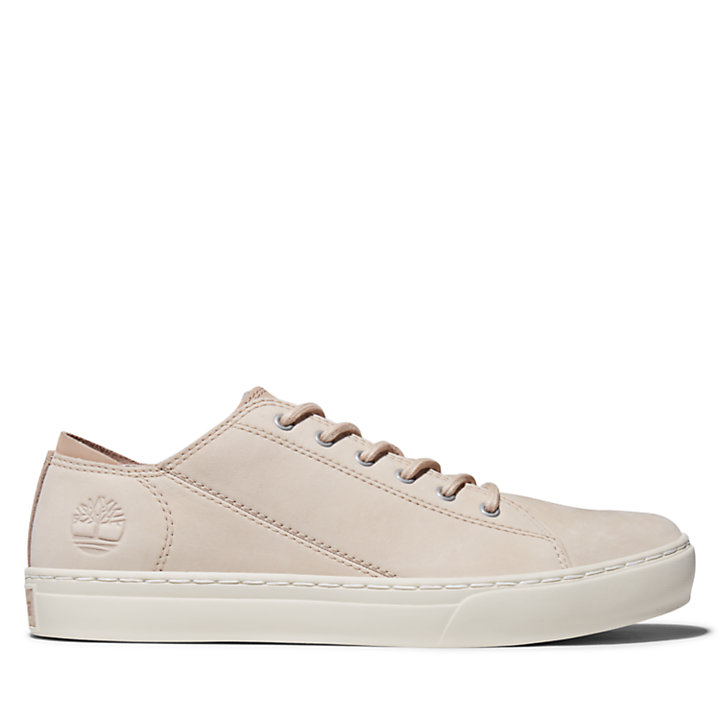 Adventure 2.0 Cupsole Oxford voor heren in beige-