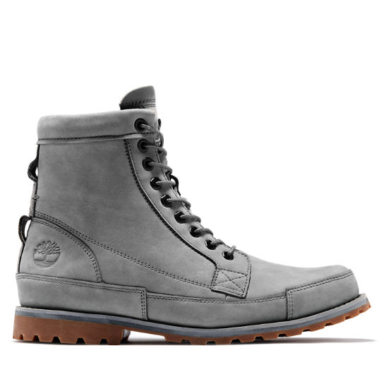 Timberland® Originals 6 Inch Boot for Men in Grey | Timberland