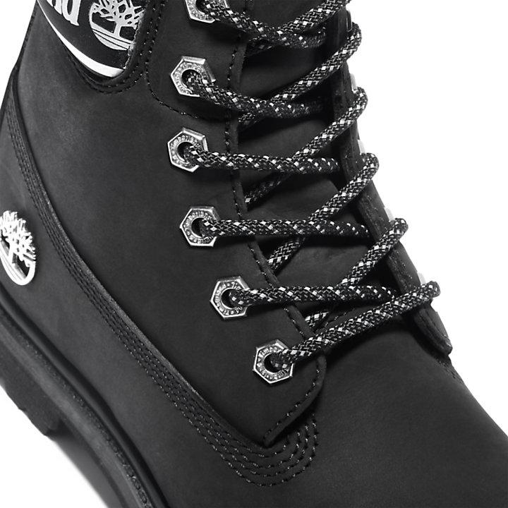 6-inch Boot Premium pour femme en noir-