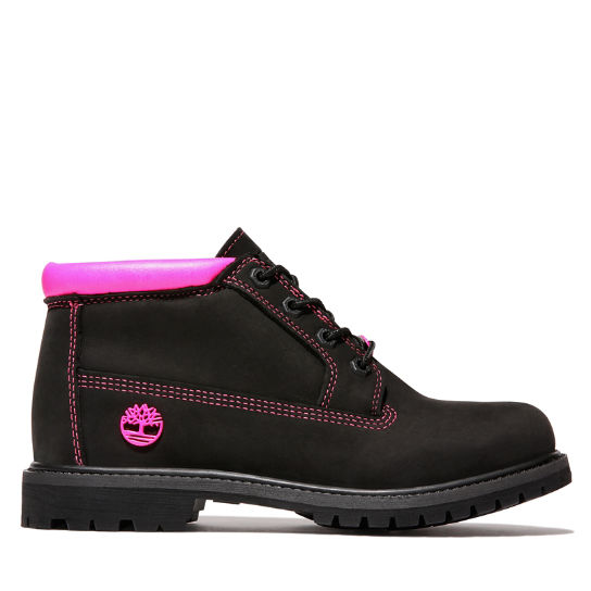 Nellie Chukka for Women in Black | Timberland