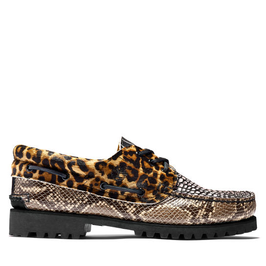Chinatown Market x Timberland® Boat Shoe for Men in Animal Print | Timberland