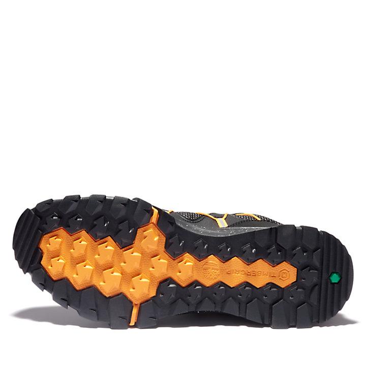 Garrison Hiking Sneaker for Men in Black-