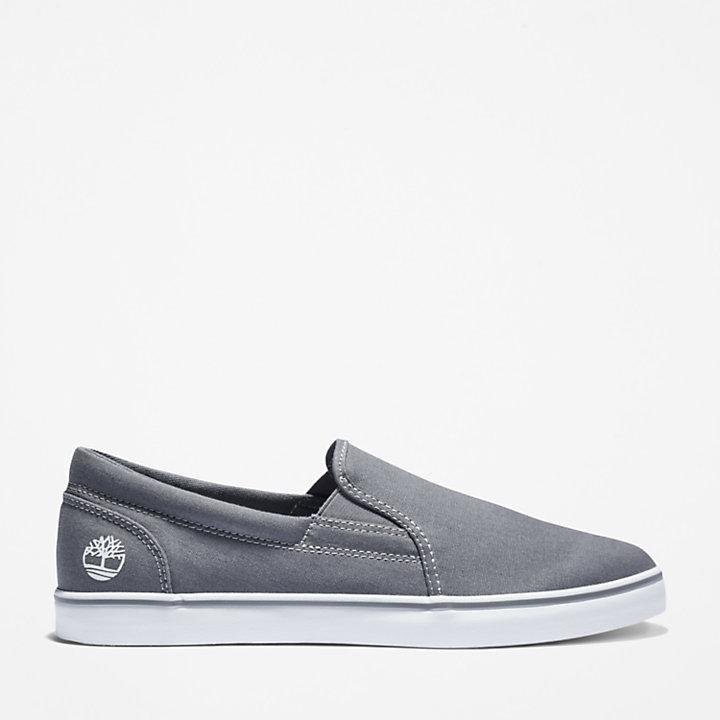 Chaussure sans lacets Skape Park pour homme en gris-