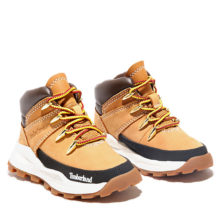 Brooklyn Euro Sprint Boot for Toddler in Yellow-