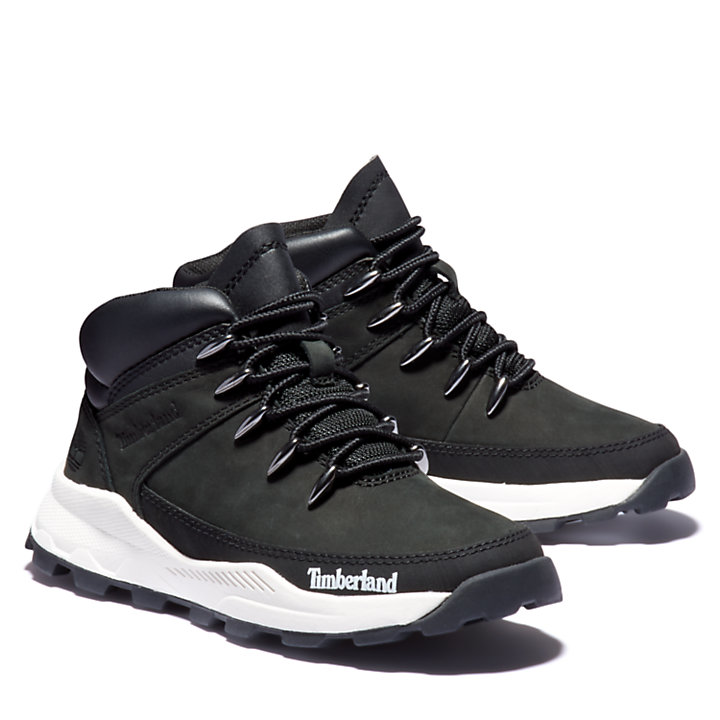 Brooklyn Euro Sprint Stiefel für Junior in Schwarz-
