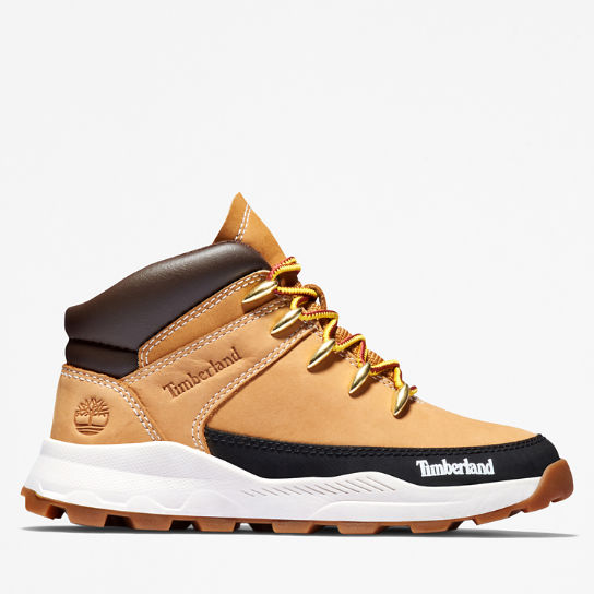 Brooklyn Euro Sprint Boot for Junior in Yellow | Timberland
