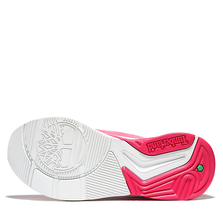 Timberland Made with Liberty Fabrics Sneaker for Women in Pink-