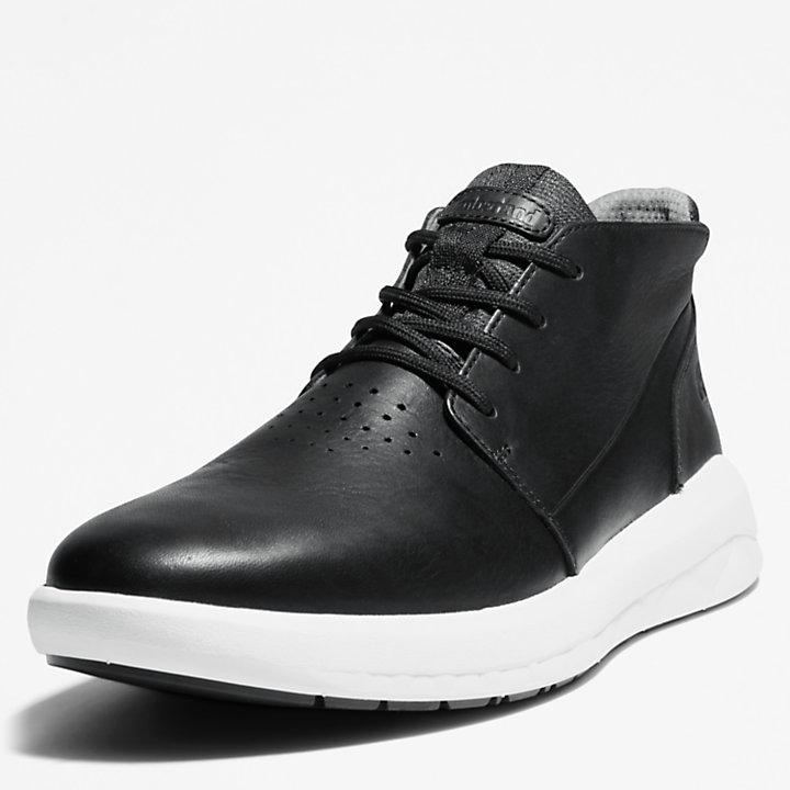 Bradstreet Ultra Chukka Boot for Men in Black-