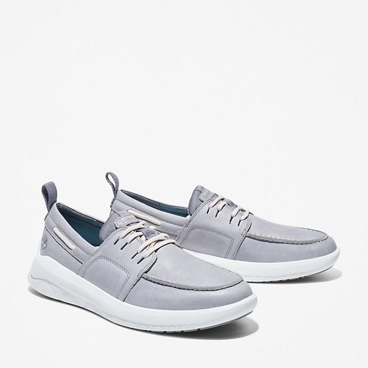 Bradstreet Ultra Boat Sneaker voor heren in grijs-