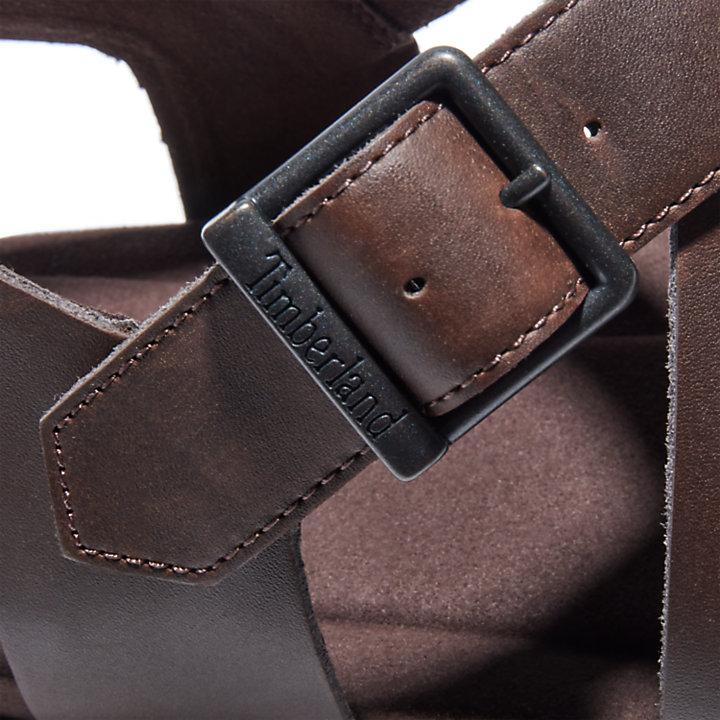 Kesler Cove Backstrap Sandal for Men in Brown-