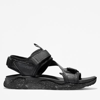 Ripcord+Sandal+for+Men+in+Black