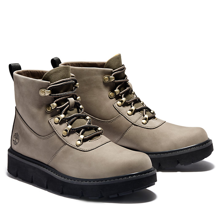 Raywood Hiking Boot for Women in Greige-