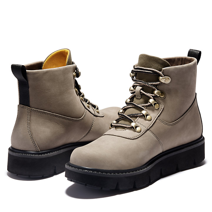 Raywood Hiking Boot voor dames in grijs-beige-