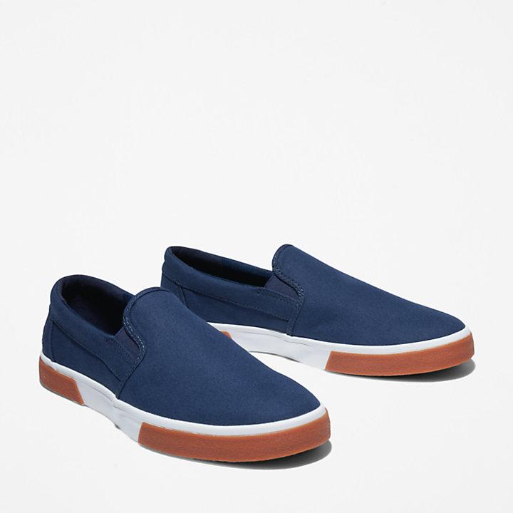 Union Wharf 2.0 EK+ Slip-On Shoe for Men in Navy-